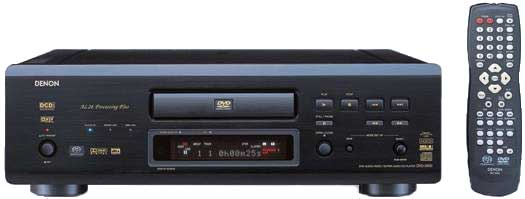 Denon+DVD-5900+DVD+Player+Review