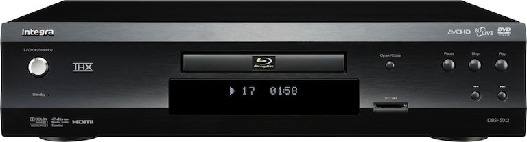 Integra DBS-50.2 BD Player