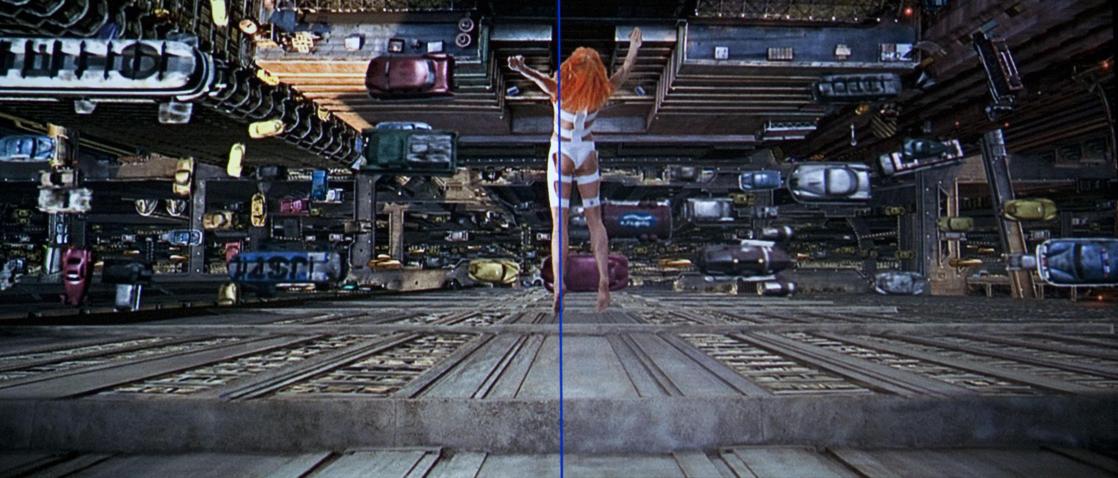 Fifth Element Darbee3 Full Screen Image Audioholics