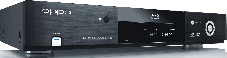 Oppo BDP-83 Universal Blu-ray Player - Update | Audioholics