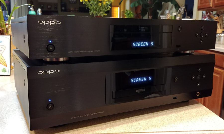 Oppo UDP-203 & UDP-205 Ultra HD Blu-ray Players Review | Audioholics