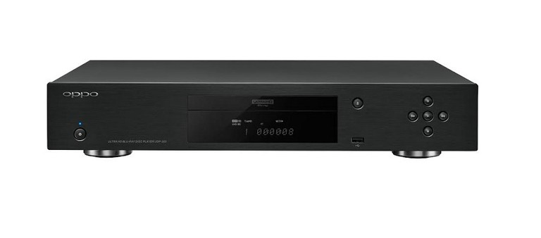 OPPO UDP-203 4K Ultra HD Blu-ray Disc Player Preview