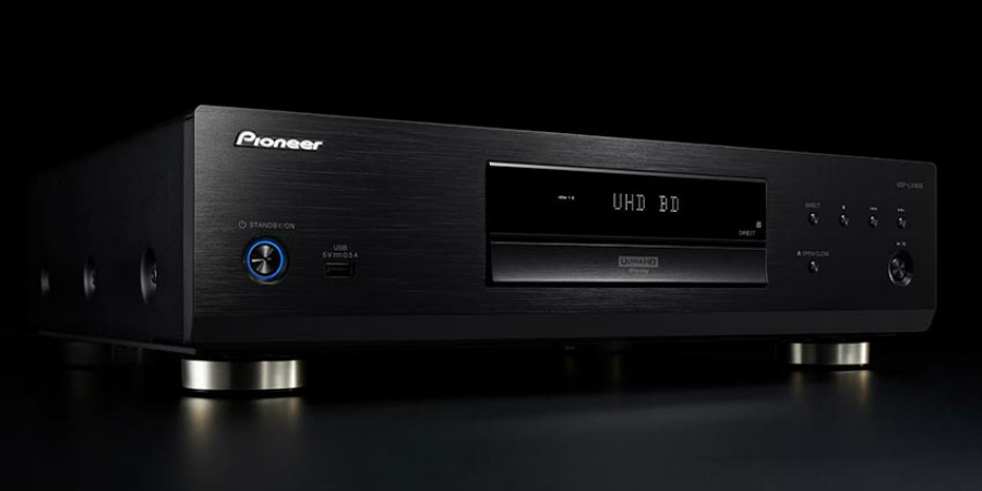 Pioneer Elite UDP-LX500 4K UHD Blu-ray Player Targets