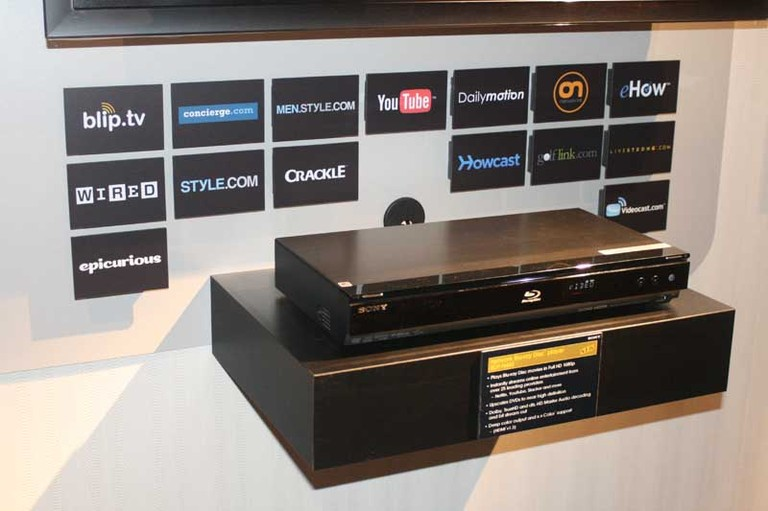 Sony BDP-N460 Network Blu-ray Player