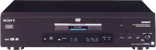 Sony Dvp Ns999es Dvd Player Review Audioholics