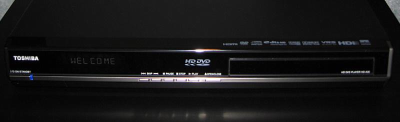 Toshiba hd a35 hd dvd player audioholics toshiba hd a35 publicscrutiny Image collections