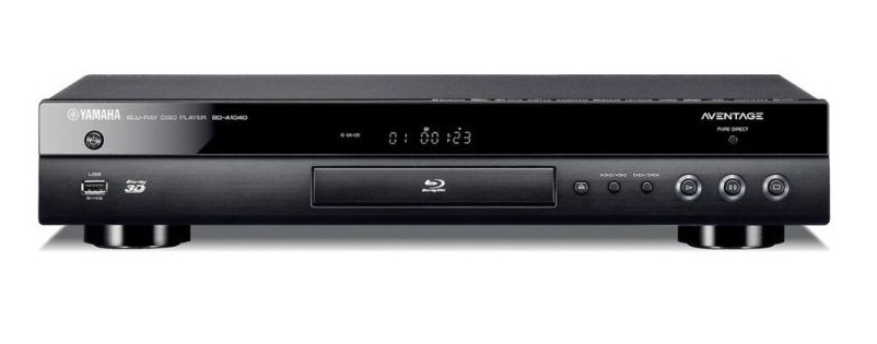 yamaha aventage bd a1040 universal blu ray player preview. Black Bedroom Furniture Sets. Home Design Ideas