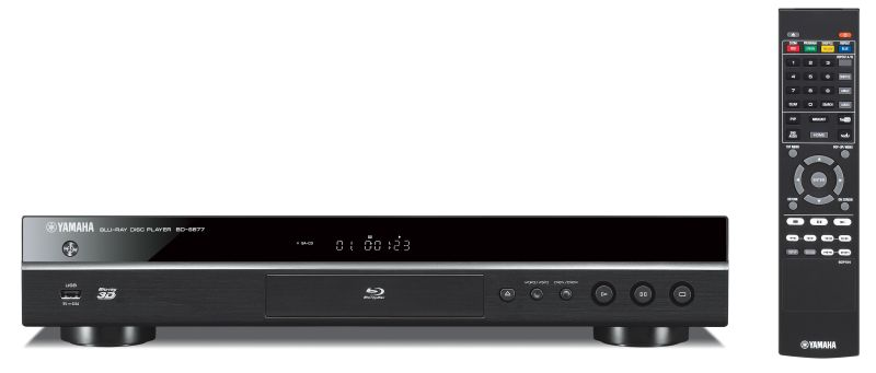 yamaha bd s677 blu ray 3d player preview audioholics. Black Bedroom Furniture Sets. Home Design Ideas
