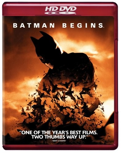 Batman Begins HD DVD Review | Audioholics