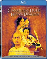 Crouching Tiger, Hidden Dragon on Blu-ray
