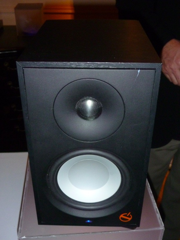 Paradigm Shift Active Atom A2 Bookshelf Speaker Preview