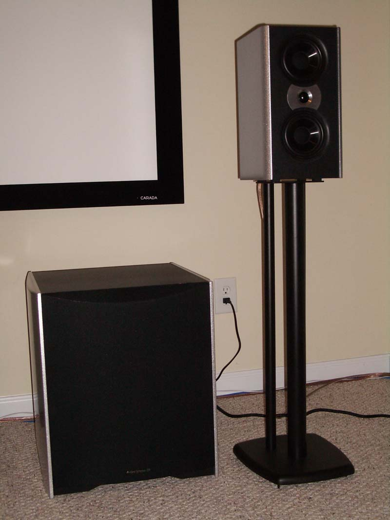 Atlantic Technology System 4200e Review Audioholics