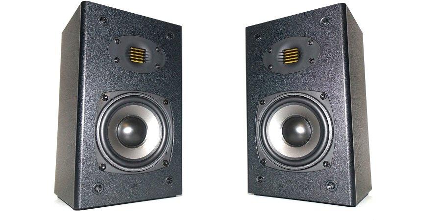 Dayton Audio B452 AIR Bookshelf And C452 Center Speaker Review