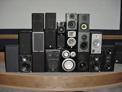 Thats A Lot Of Speakers