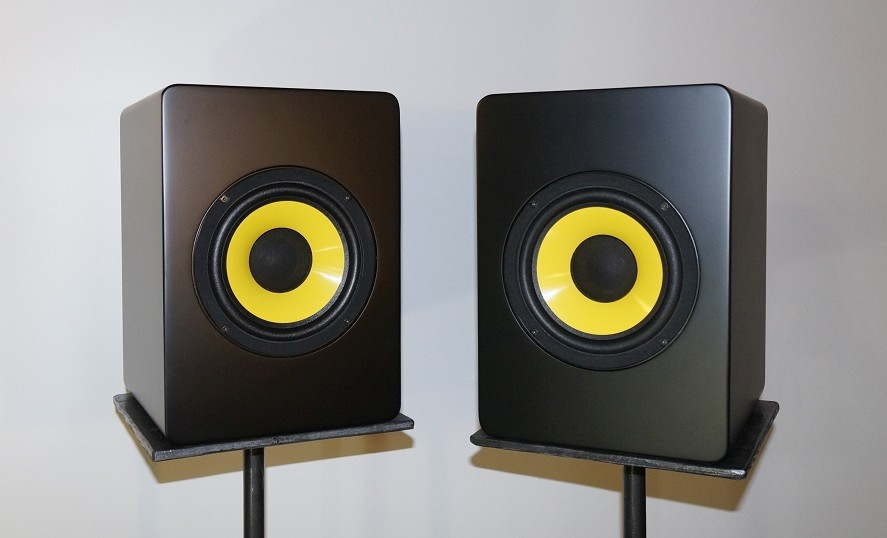 The Appearance Of CCB8 Single9R CCB 8 Speakers