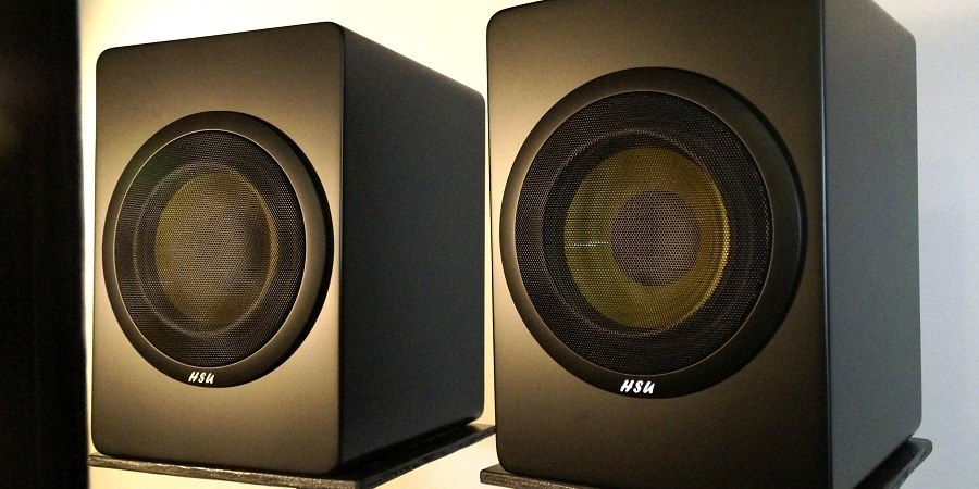 Hsu Research CCB-8 Bookshelf Speaker Review | Audioholics
