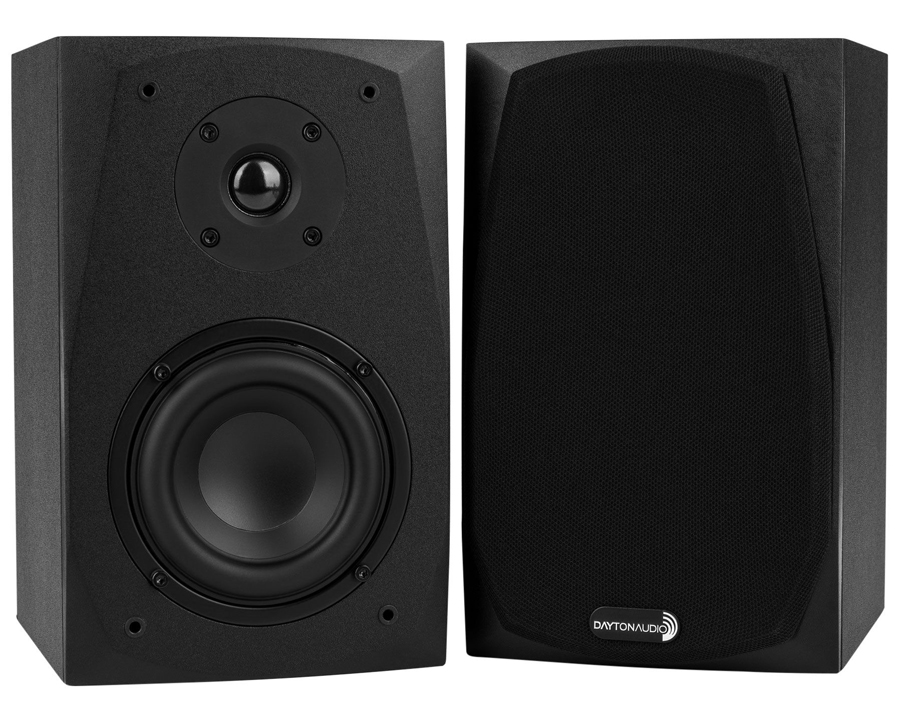 uni a fi bookshelf speakers pair bs elac audiophile black speaker slim