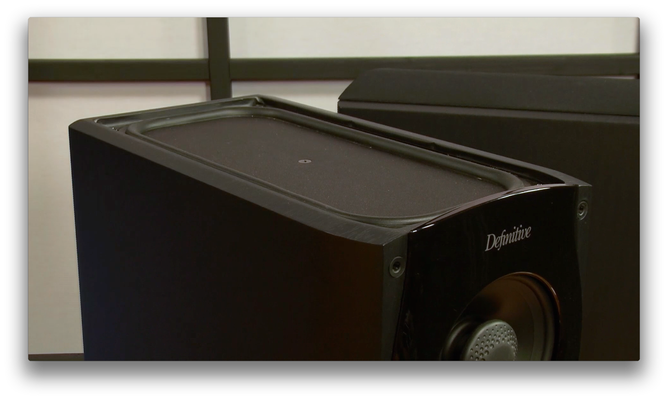 Definitive Technology StudioMonitor 65 Speakers Review Audioholics