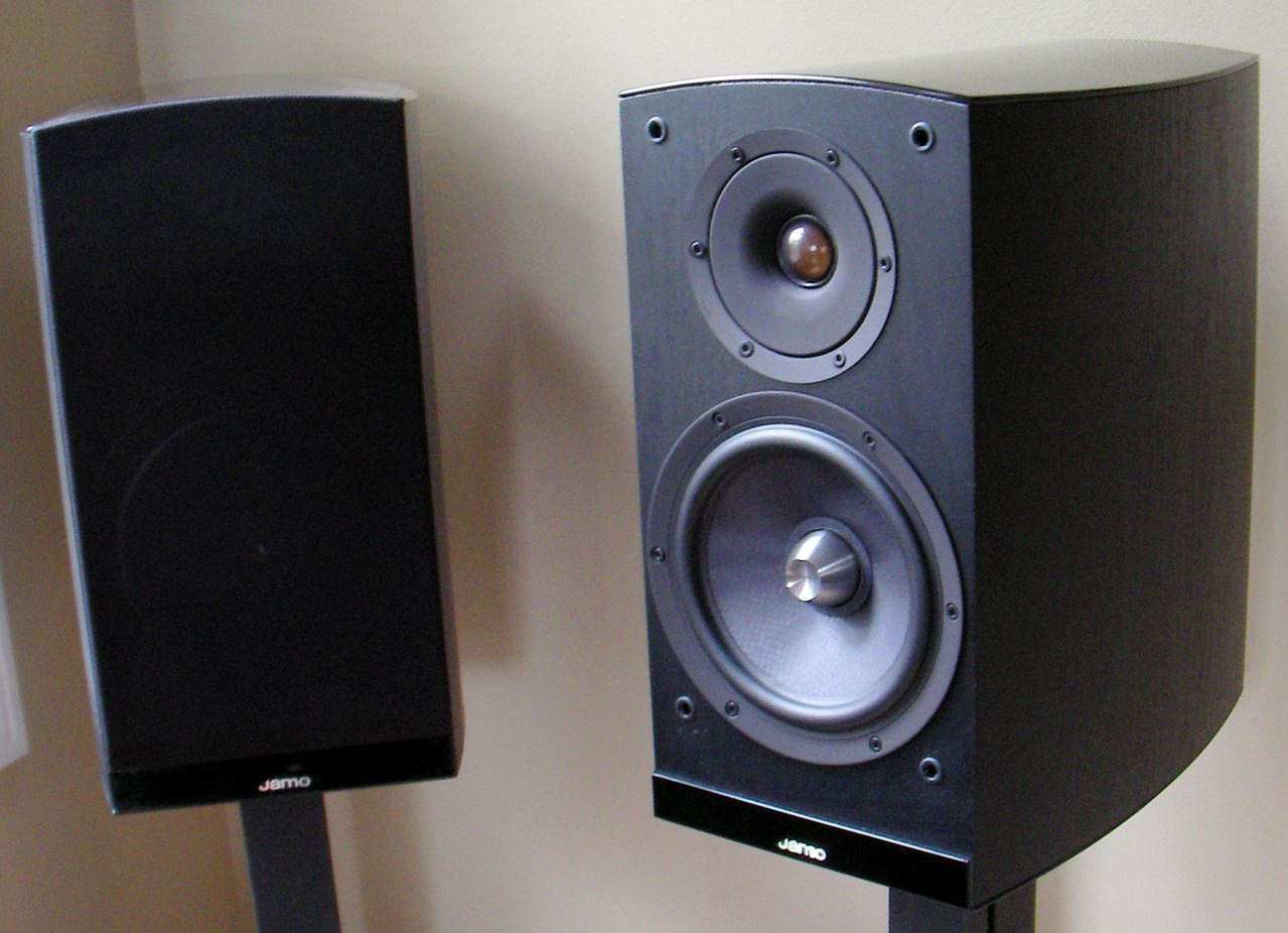 Jamo C803 Bookshelf Speaker Review Audioholics