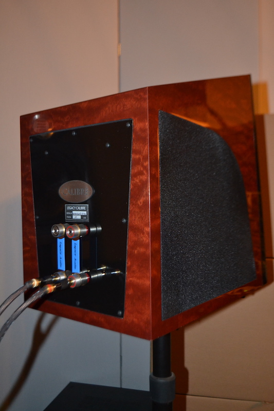 Legacy Audio Calibre Bookshelf Speaker Demo Report | Audioholics