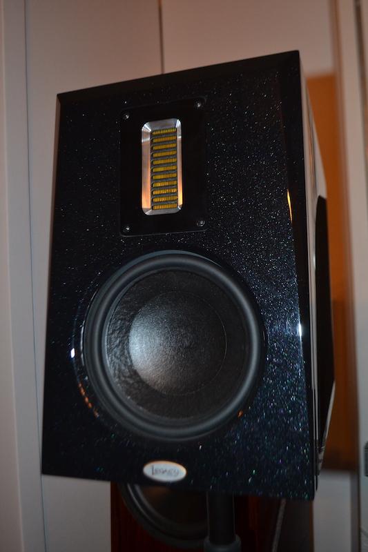 Legacy Audio Calibre Bookshelf Speaker Demo Report