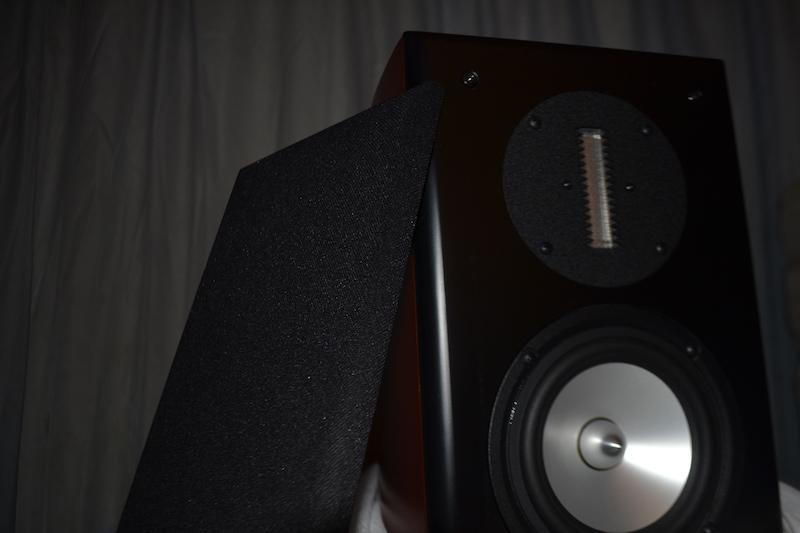 Philharmonic Audio Mini Philharmonitor Bookshelf Speaker