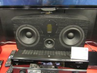 Monoprice Air Motion Bookshelf, Center Channel & Subwoofer Preview