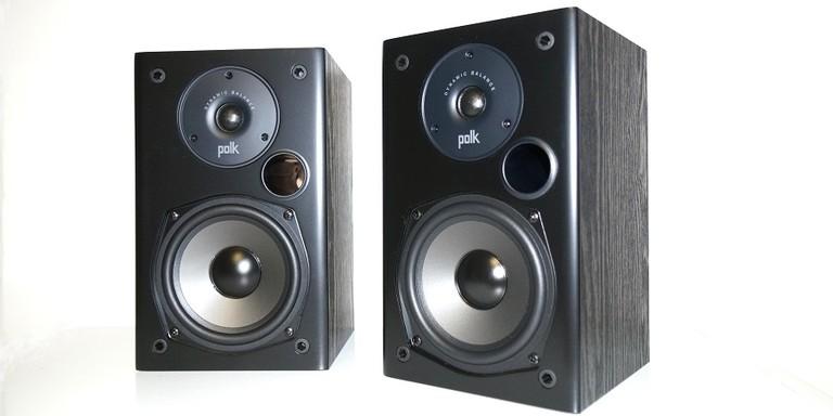 Polk T15 Bookshelf Speaker Review | Audioholics