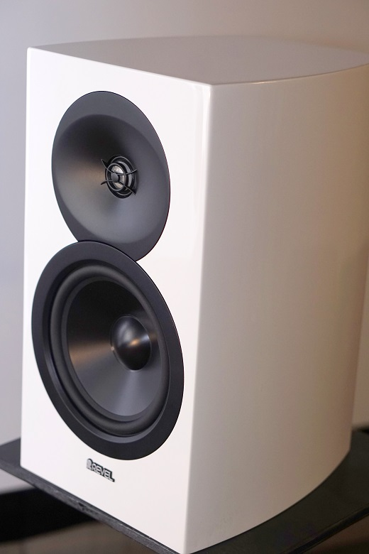 Revel Concerta2 M16 Bookshelf Speaker Review Audioholics