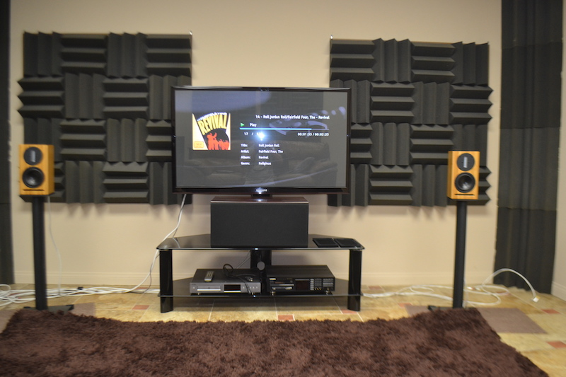 Ascend Acoustics Sierra Luna Mini-Monitor Speaker Demo Report