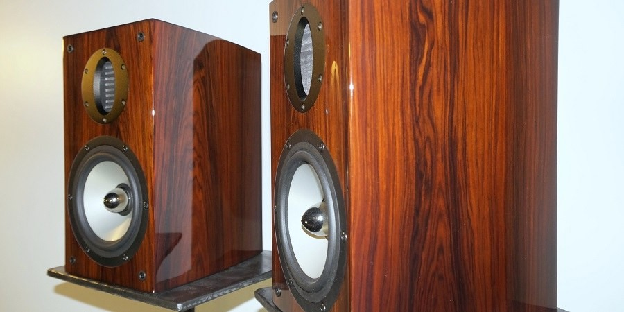 d pin reflex pair bass audiophile speakers onkyo for bookshelf sale way