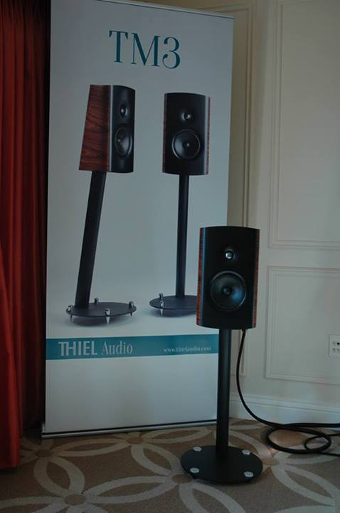 Thiel Audio Tm3 Bookshelf Speaker Preview Audioholics