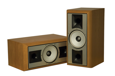 Thiel SCS4 Bookshelf Speaker Review