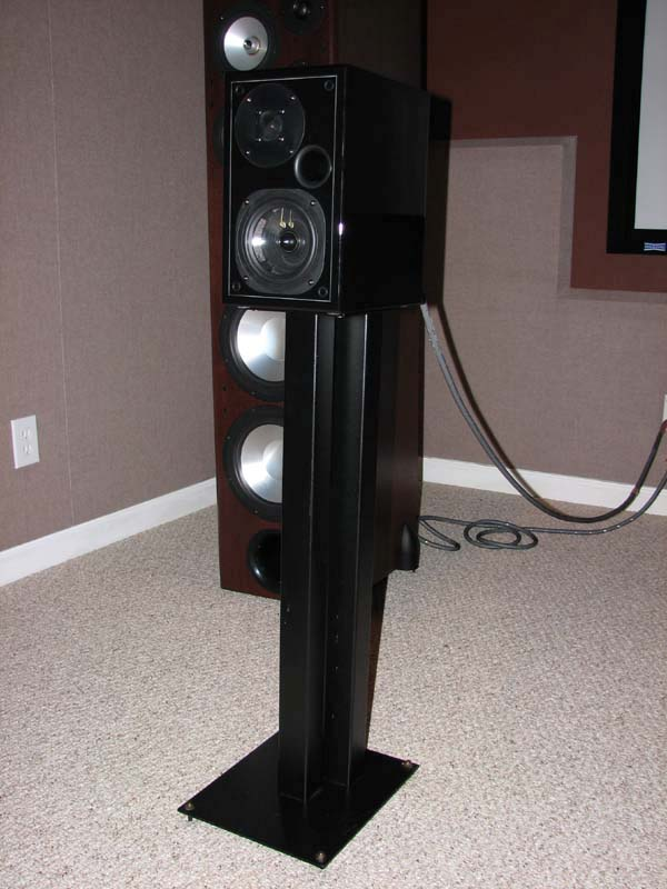 Usher+S-520+Review+Addendum%3A+Woofer+Bottoming+Out+Issue