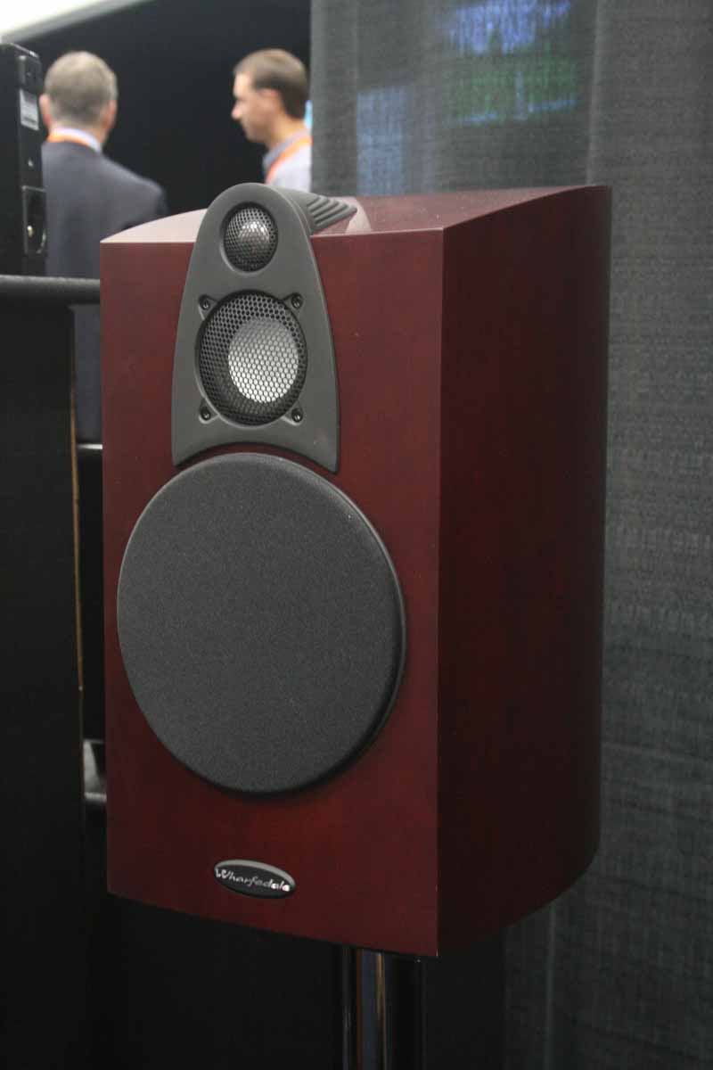 Wharfedale Jade Series Speakers Preview Audioholics