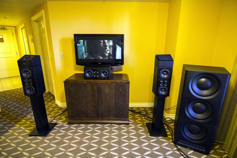 XTZ Cinema Series Speakers
