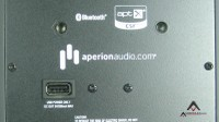 Aperion Bluetooth Backpanel