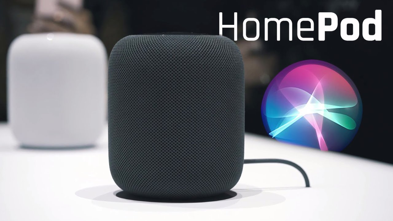 Apple S New Homepod Speaker To Compete With Amazon Echo Audioholics