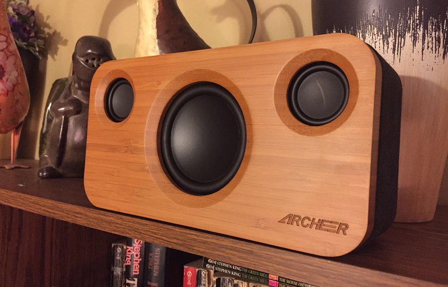 Archeer A320 2 1 Portable Bluetooth Speaker Review