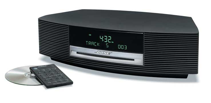 bose wave music system iii preview audioholics. Black Bedroom Furniture Sets. Home Design Ideas