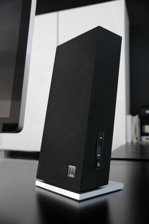 Definitive Technology Incline Desktop Speakers Review