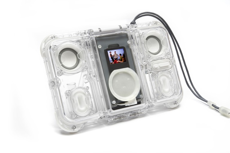 EGO Waterproof Sound Case for iPods