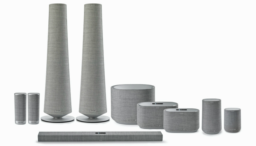 Harman Kardon Launches Tech-Packed Citation Series Smart Speakers