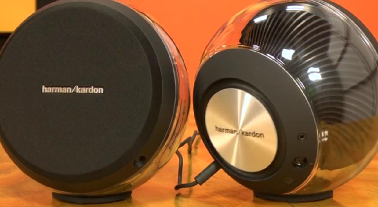 Harman Kardon Nova Bluetooth Speakers Video Review Audioholics