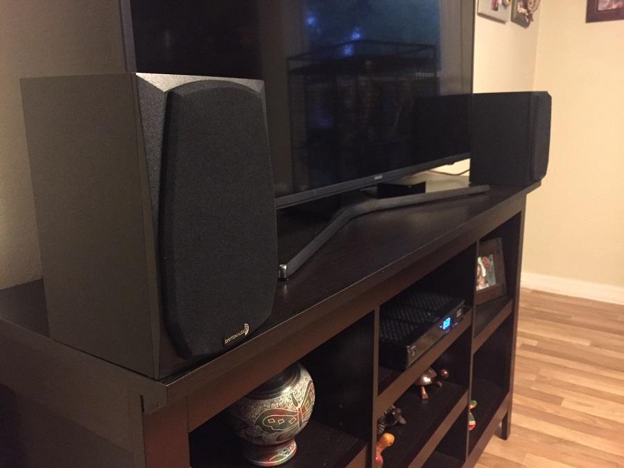 Dayton Audio MK402BT Bluetooth Speaker Review | Audioholics