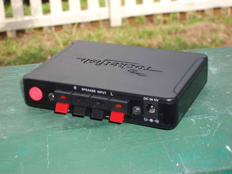 Rocketfish Wireless Rear Speaker Kit Review | Audioholics