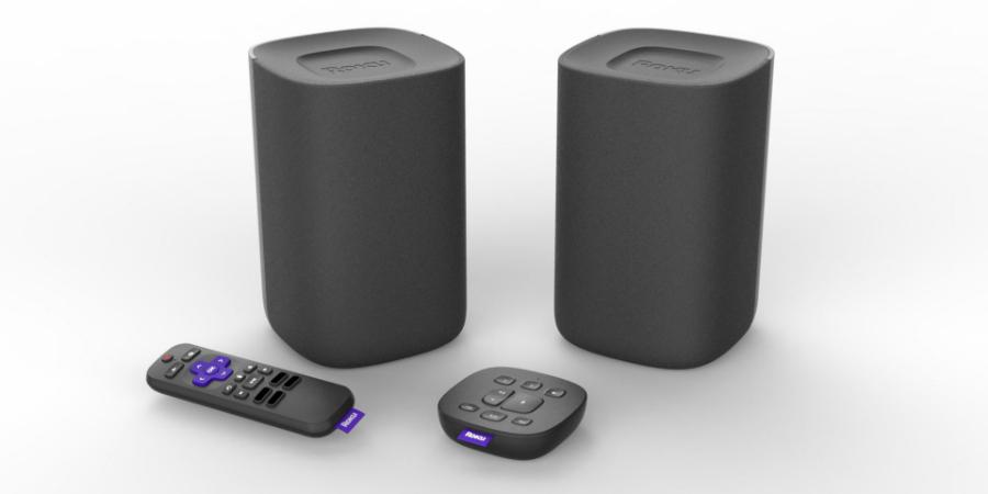 Wireless Speakers Bring Premium Sound To Roku TVs
