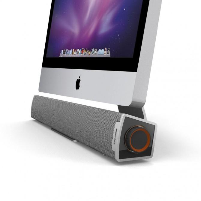 Xtrememac Tango Bar Usb Powered Speaker Preview Audioholics