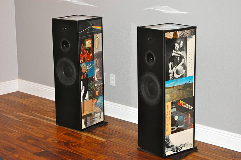 DIY Speaker Front Full Screen Image | Audioholics