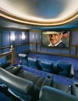 12-seat home theater